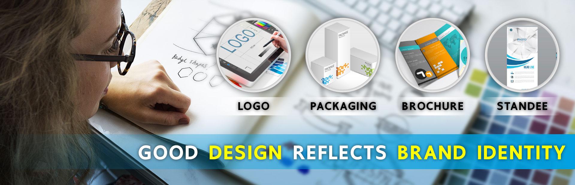 บริษัทควอลิตี้พลัสฯ มีความยินดีที่จะออกแบบโลโก้และบรรจุภัณฑ์ด้วยมาตรฐานวิชาชีพของนักออกแบบ