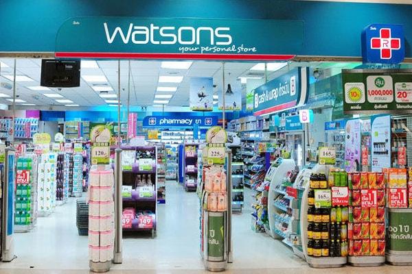 Watsons Shop