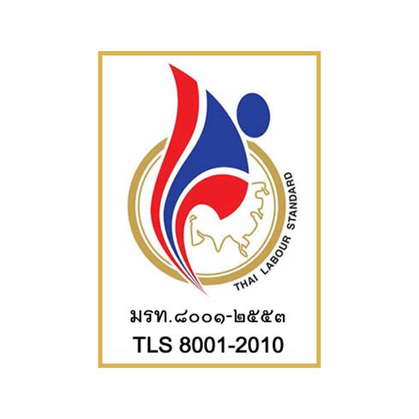 มาตรฐานแรงงานไทย 8001-2553