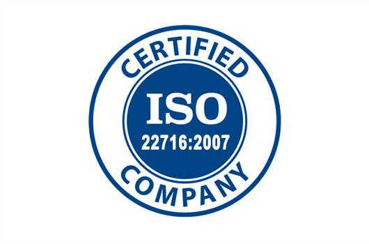 มาตรฐาน ISO 22716