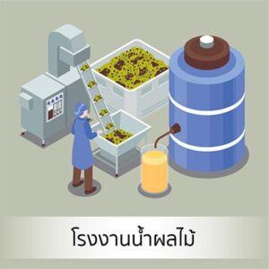 โรงงานน้ำผลไม้ (Juice Factory)