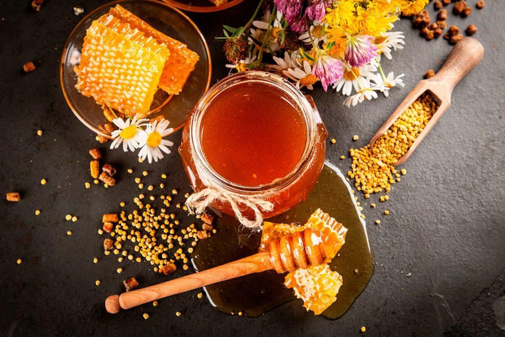 Fermented Honey สารสกัดจากการหมักนํ้าผึ้งด้วยเอ็นไซม์จากดอกพีช