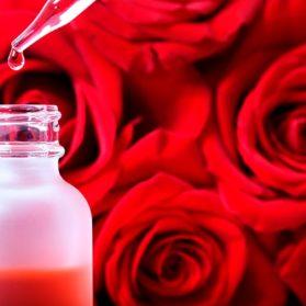 Red Rose Wine สารสกัดจากดอกกุหลาบและสารสกัดจากไวน์แดง