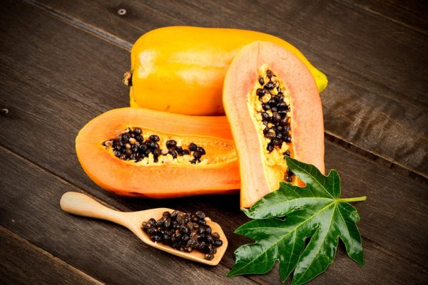 Caric Papaya Fruit Juice
