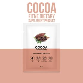 Cocoa Fitne Dietary Supplement Product